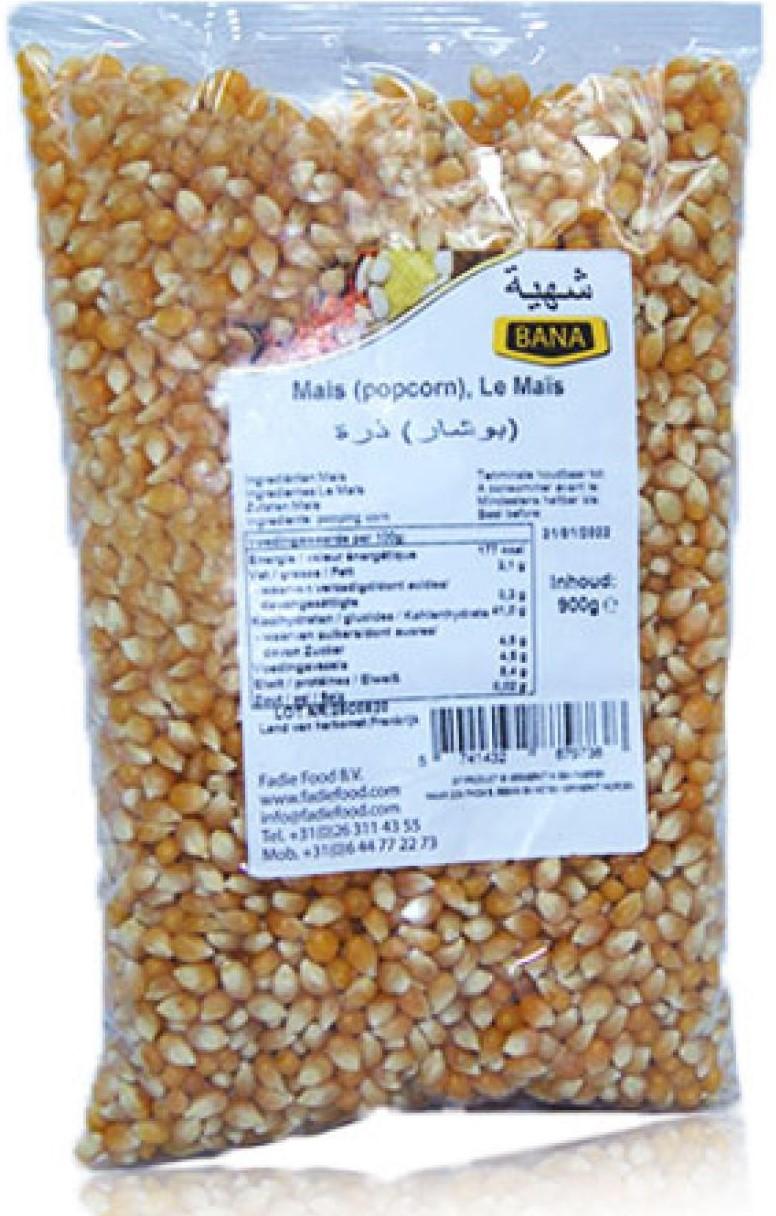 Maiskörner Popcorn 900g ذرة  بوشار شهية