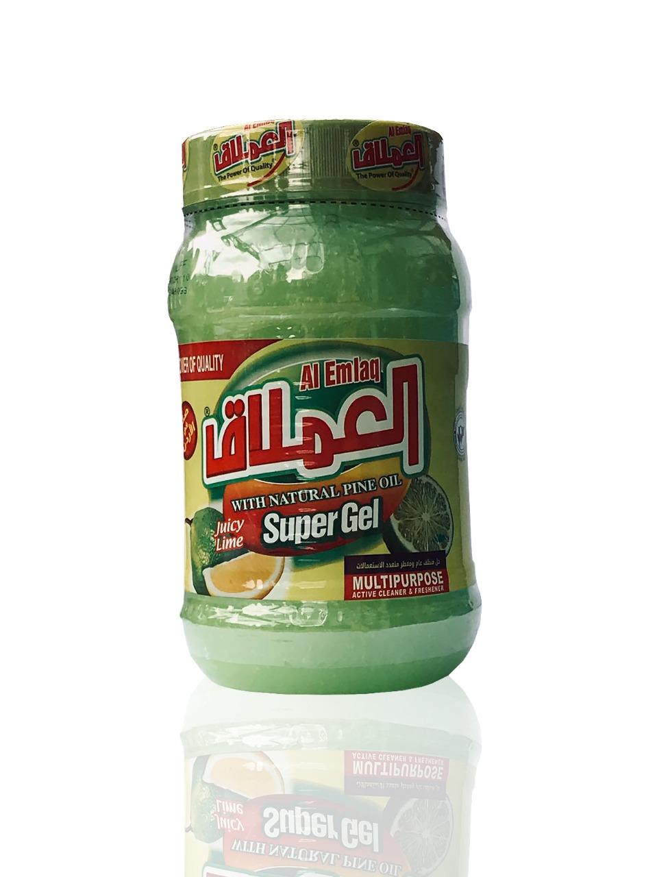 Al Emlaq Allzweck Reinigungsgel mit Zitronenduft 1kg العملاق