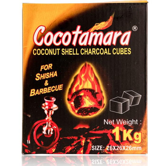 Cocotamara Kohle 1kg فحم