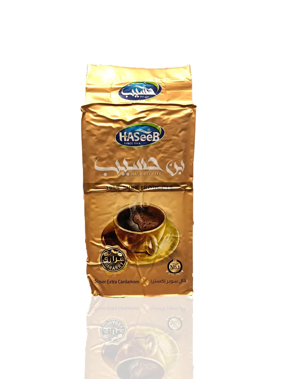 Haseeb Türkisch Arabisch Kaffee 500g قهوة حسيب
