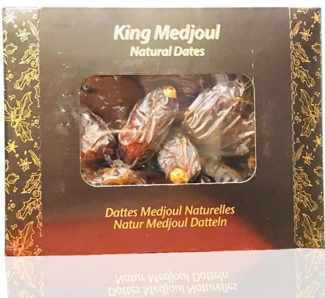 Datteln- King Medjoul - 800g  تمر مجدول