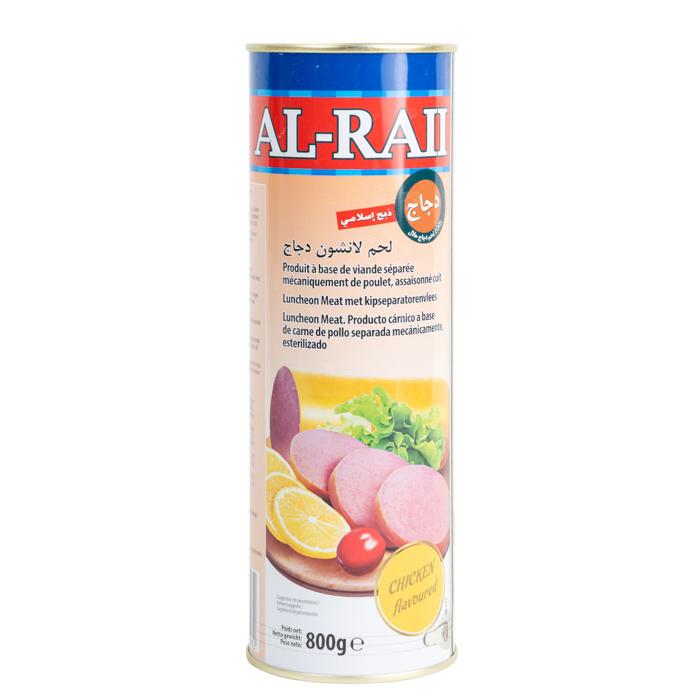 Al Raii Wurst Hähnchen 800g  مرتديلا الراعي دجاج