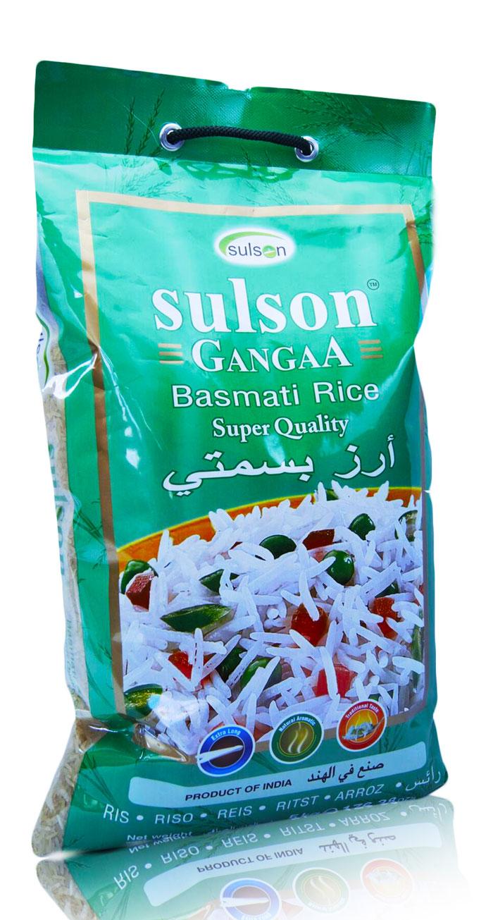 Ganga Basmati Reis 5kg أرز بسمتي كنكا