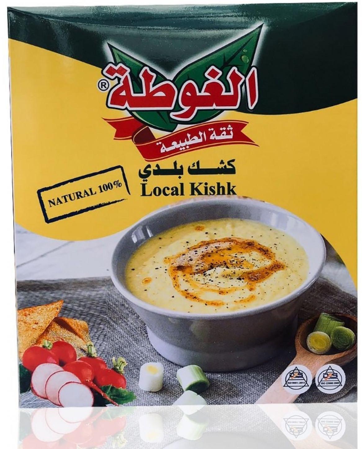 Alghota Keshk 800g كشك الغوطة