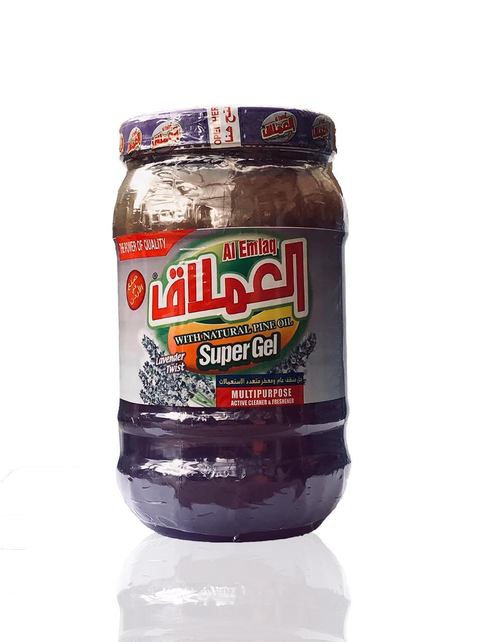 Al Emlaq Allzweck Reinigungsgel Lavendel 2kg منظف العملاق