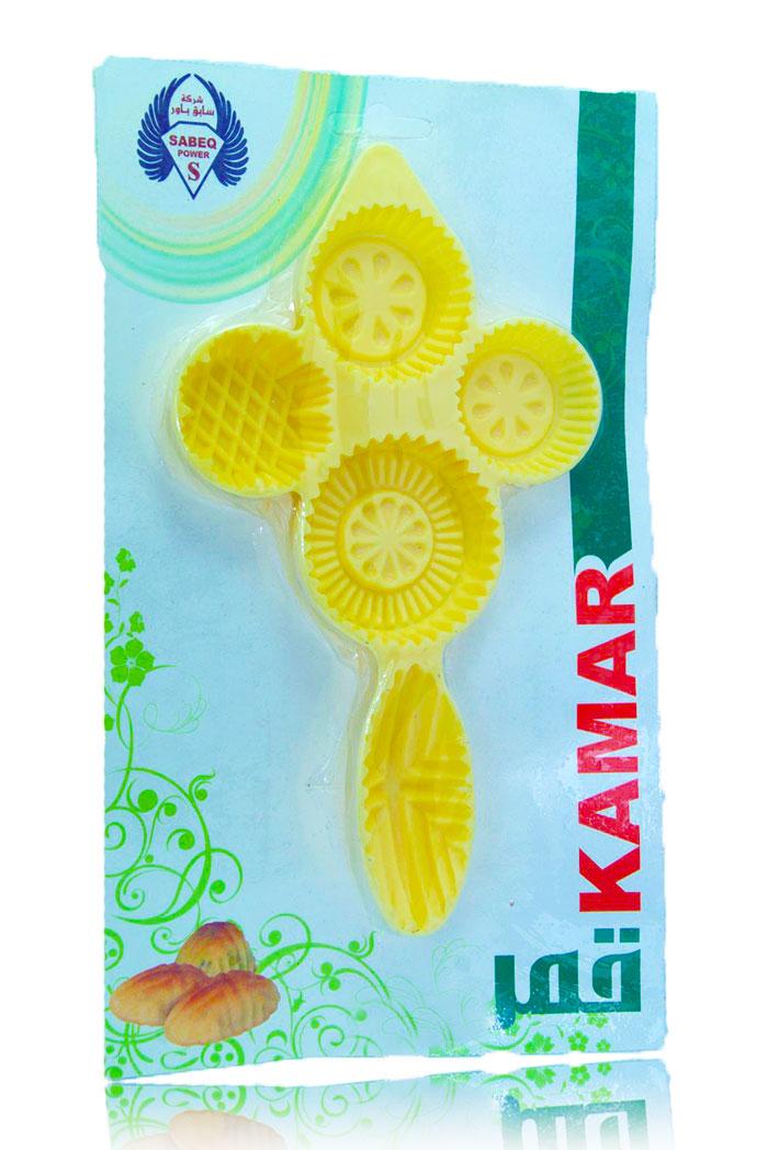 Maamoulformer Plastik قالب كعك العيد