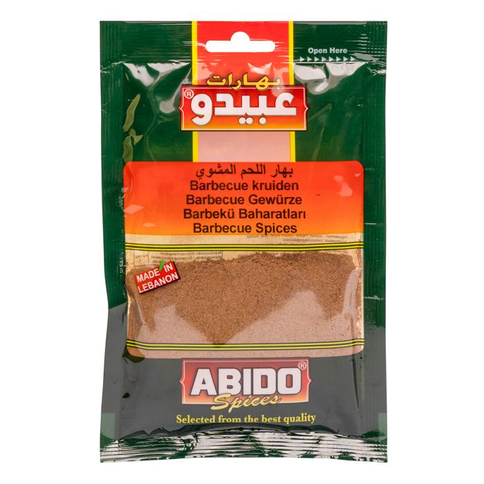 Abido Barbecue Gewürz /Lebanon 50g