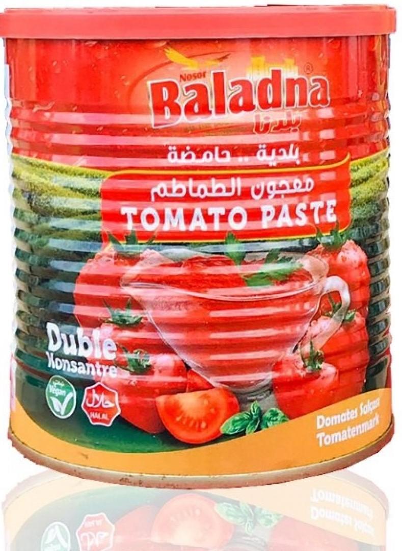 Baladna Tomatenmark 800g  دبس  بندورة  بلدنا