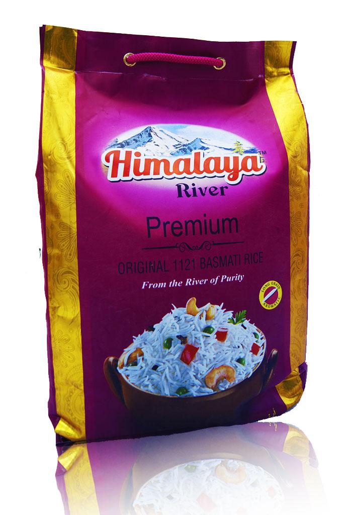 Himalaya Basmati Reis River Pink 5kg رز بسمتي همالايا