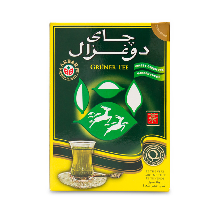 Do Ghazal Tee Grün 500g  شاي سيلاني أخضر دوغزال
