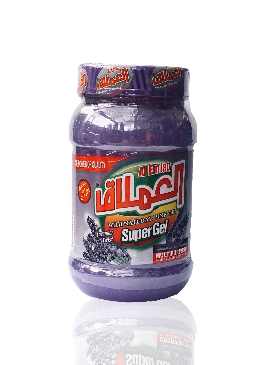 Al Emlaq Allzweck Reinigungsgel Lavendel 1kg العملاق