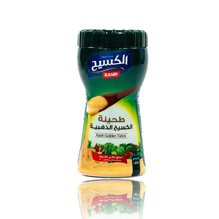Kasih Sesampaste (Tahina) 450g طحينة الكسيح