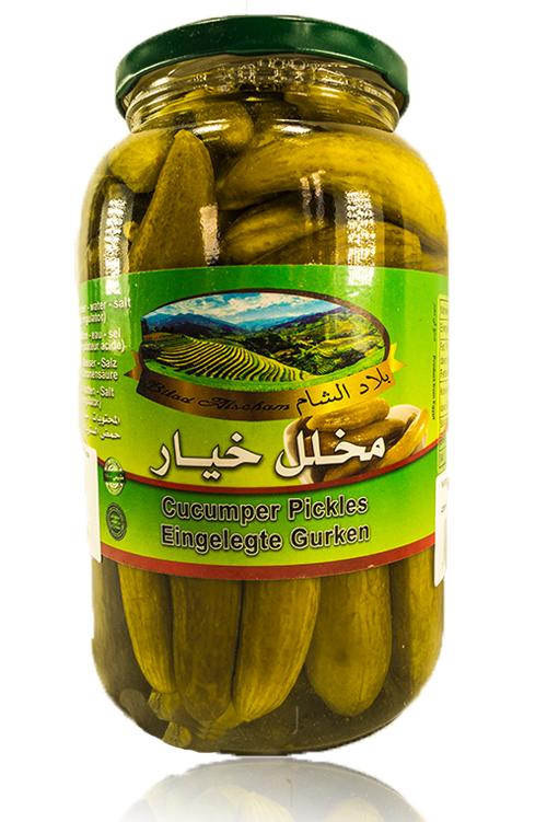 Blad Alscham Eng. Gurken 2800g. خيار بلاد  الشام