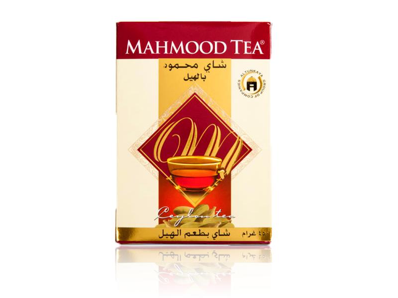 Mahmood Schwarzer Tee Ceylon Mit Cardamon Aroma/Sri Lanka 450g