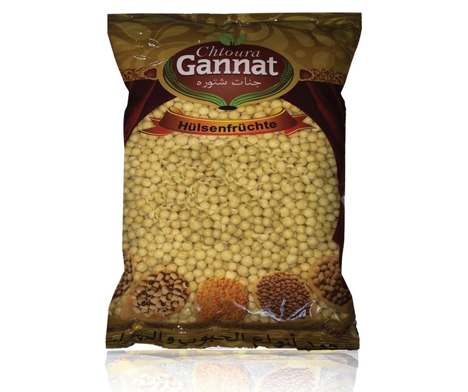 Gannat Chtoura Couscous (Moghrabieh)/Lebanon 900g   مغربية