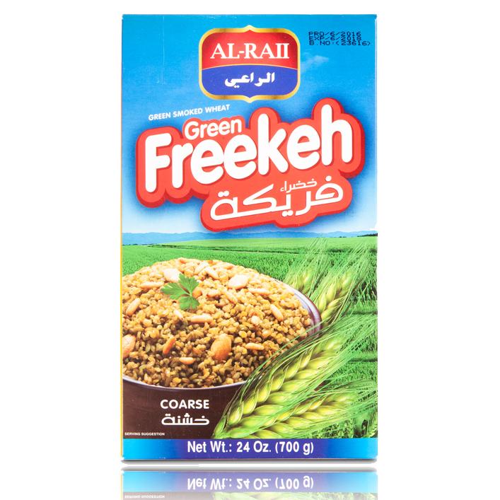 Al Raii Freekeh 700g فريكة الراعي