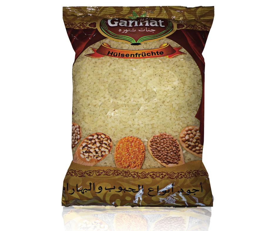 Gannat Chtoura Egyptian Reis  900g  أرز