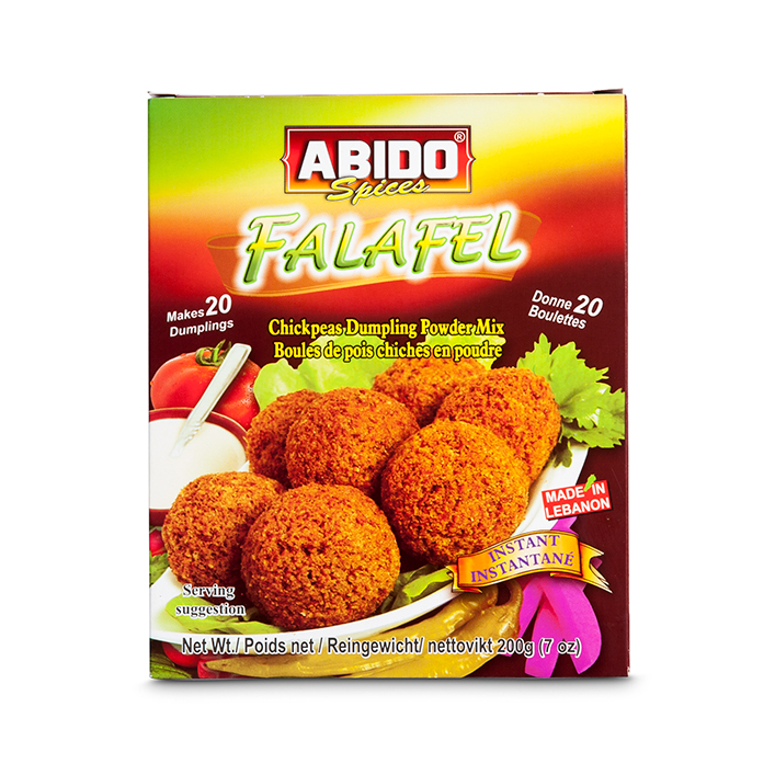 Abido Falafel Mischung /Lebanon 200g  خلطة الفلافل عبيدو