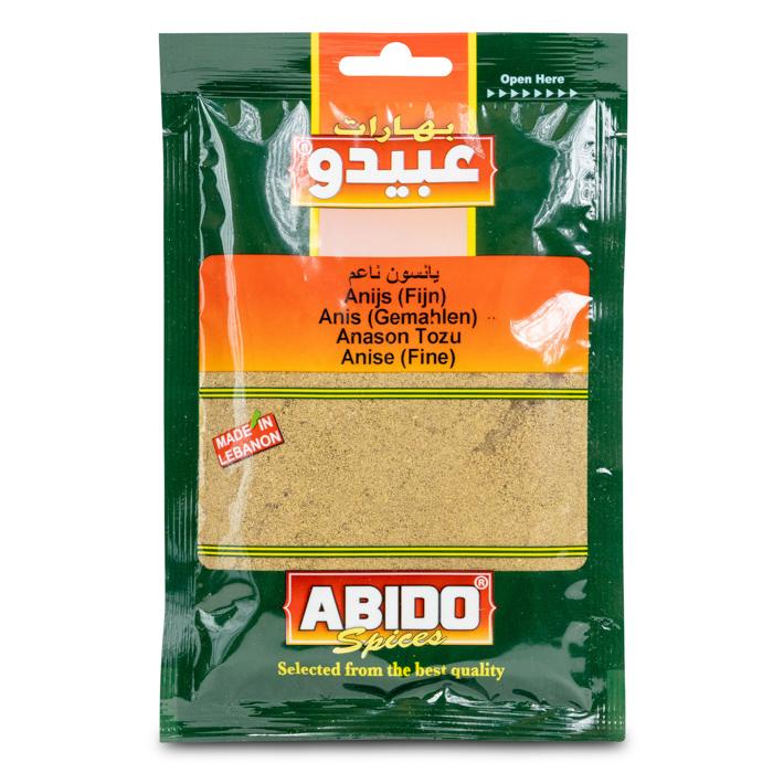 Abido Anis gemahlen/Lebanon 50g