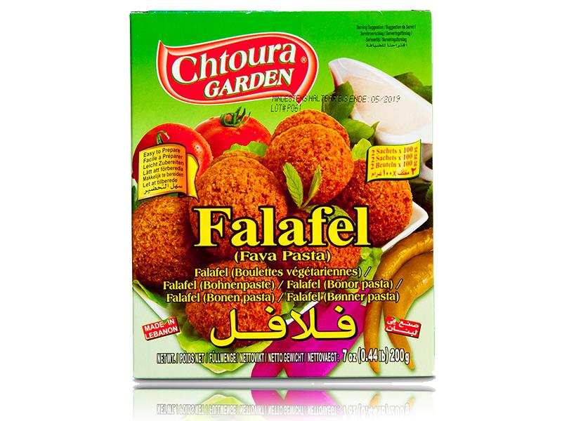 Chtoura Garden Falafel Mischung 200g