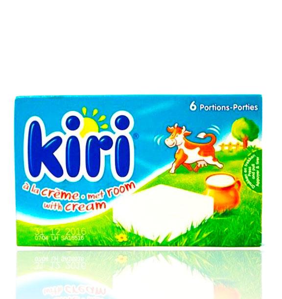 Kiri Käse 6/100g  جبنة كيري