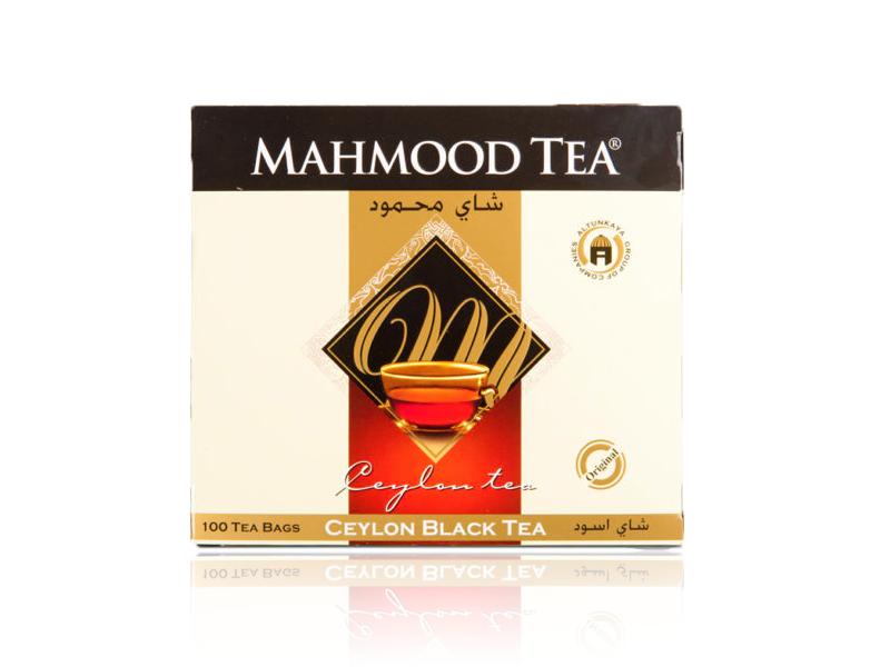 Mahmood Tee Ceylon Schwarz Tee/Sri Lanka 100x2g/200g