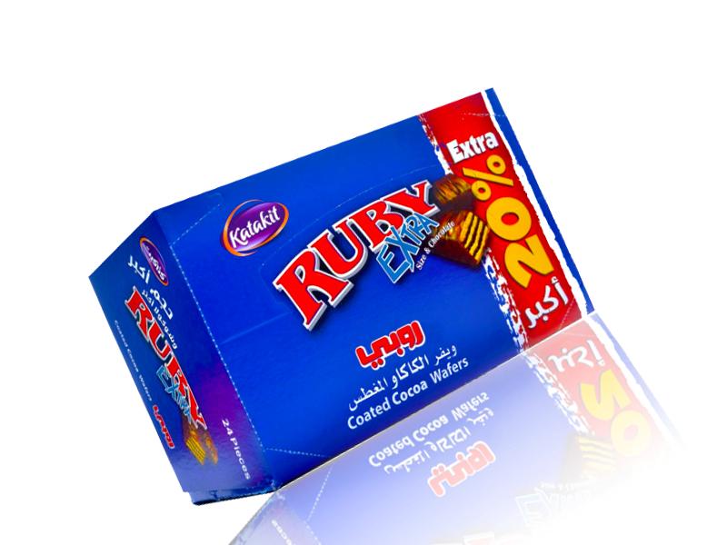 Katakit Ruby Kakao-Kekse 525g روبي