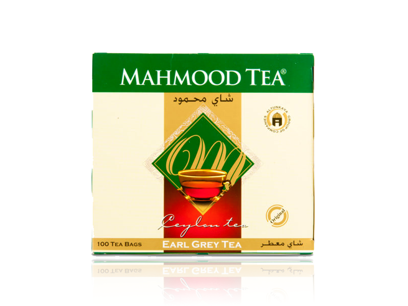 Mahmood Tee Earl Grey Aroma/Sri Lanka 100*2g/200g